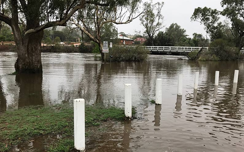 Floods of the Wheatbelt