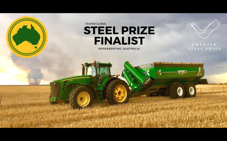 nyrex swedish steel prize