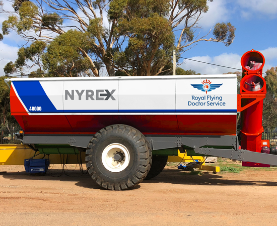 GrainKing Chasers Bins - RFDS