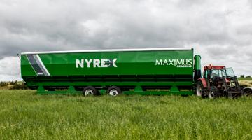 Field Bins for Sale - Field Bins - Nyrex Maximus Field Bin